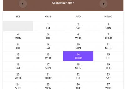 Igbo_Calendar_Widget